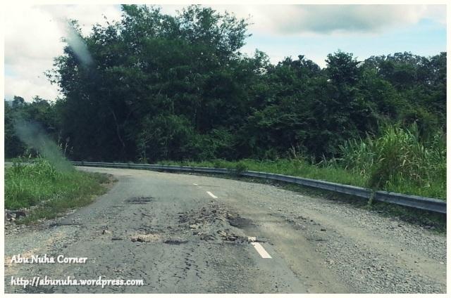 Jalan Naluyan-Mesapol Lama (7)