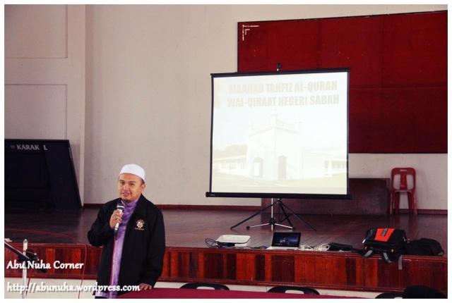 Promosi Maahad @ SMAN Papar (3)