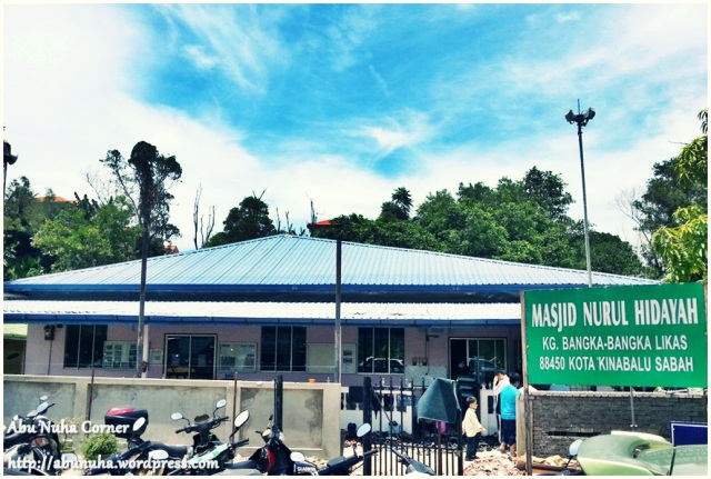 Masjid Kg Bangka-Bangka Likas