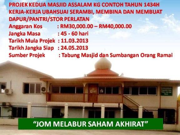 Masjid Kg Contoh