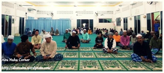 Masjid Kg Sembulan