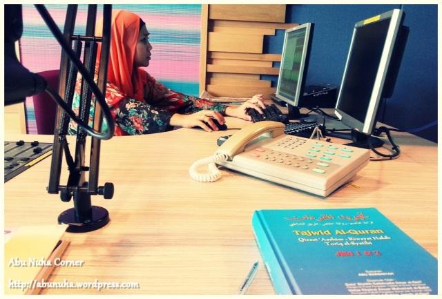 Rakaman Kuiz Quran (2)