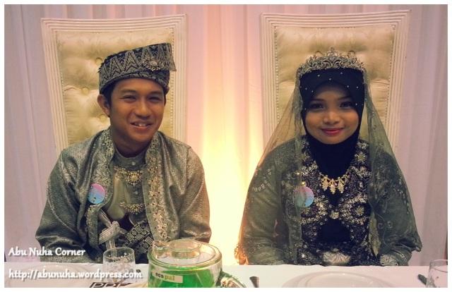 Azlan & Fatihah (2)
