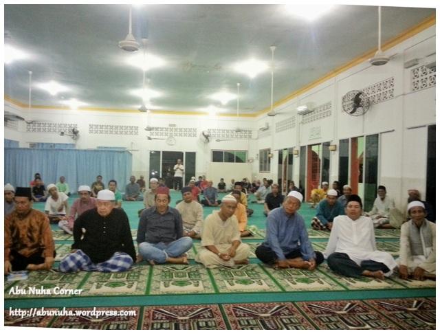 Masjid Sembulan