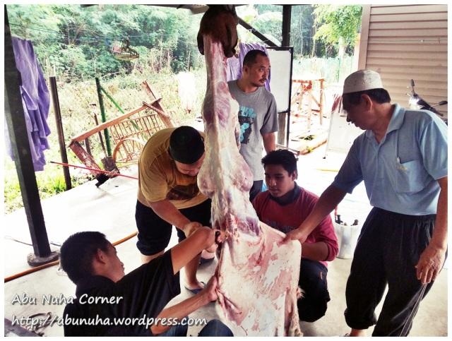 Gotong Royong @ Surau Austral (10)