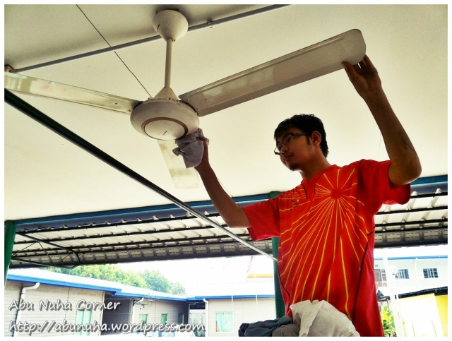 Gotong Royong @ Surau Austral (11)