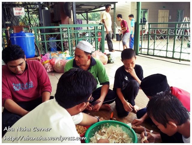Gotong Royong @ Surau Austral (13)