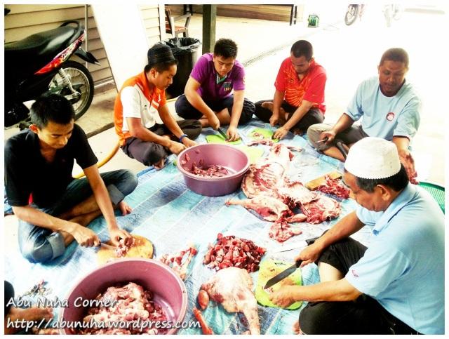Gotong Royong @ Surau Austral (14)