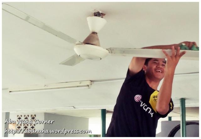 Gotong Royong @ Surau Austral (2)