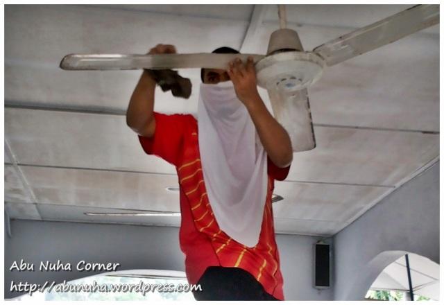 Gotong Royong @ Surau Austral (3)