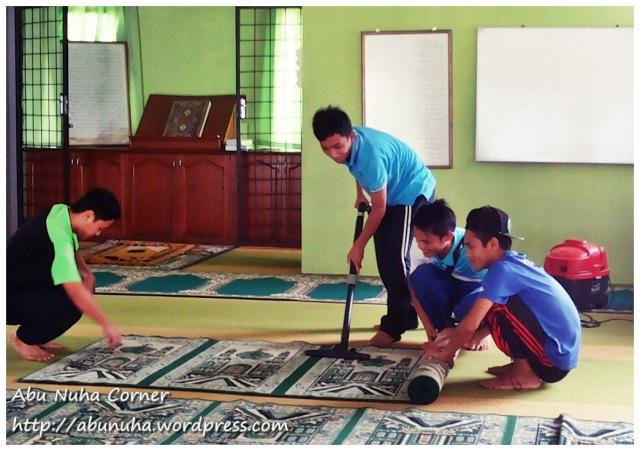 Gotong Royong @ Surau Austral (4)