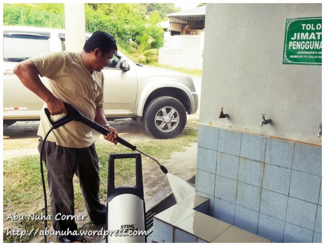 Gotong Royong @ Surau Austral (5)