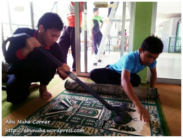 Gotong Royong @ Surau Austral (7)
