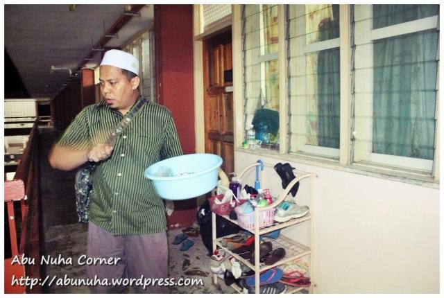 Merawat Asrama (5)