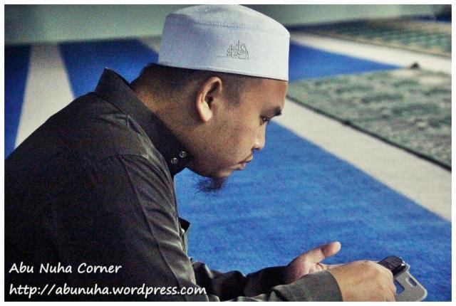Ceramah @ Masjid Daerah Keningau (1)