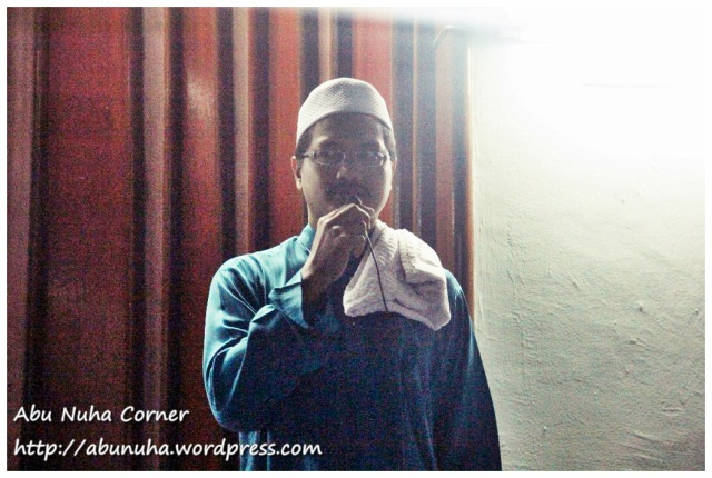 Ceramah @ Masjid Daerah Keningau (2)