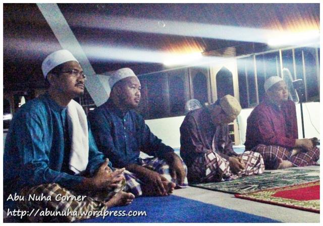 Ceramah @ Masjid Daerah Keningau (3)