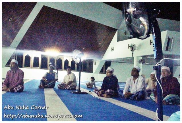 Ceramah @ Masjid Daerah Keningau (4)