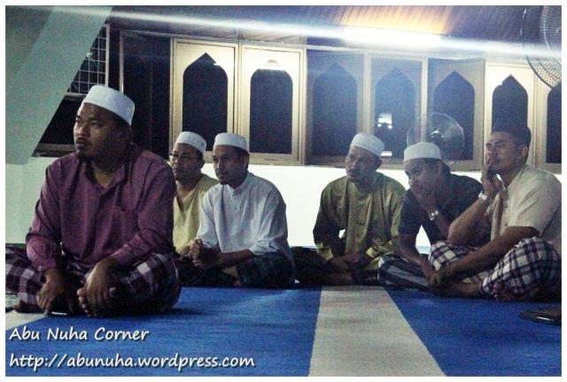 Ceramah @ Masjid Daerah Keningau (8)