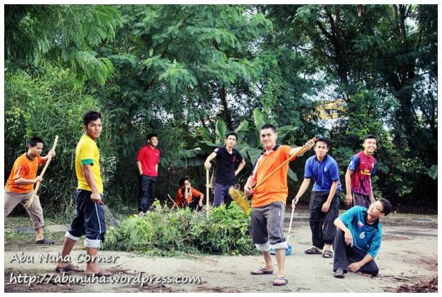 Gotong Royong @ MTQQNS (12)