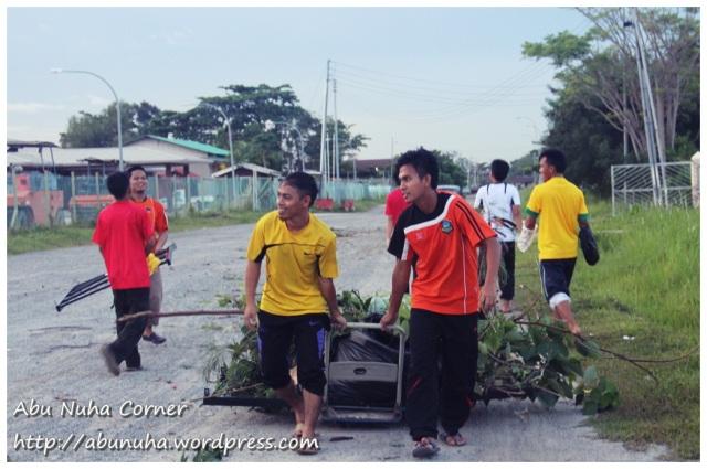 Gotong Royong @ MTQQNS (13)
