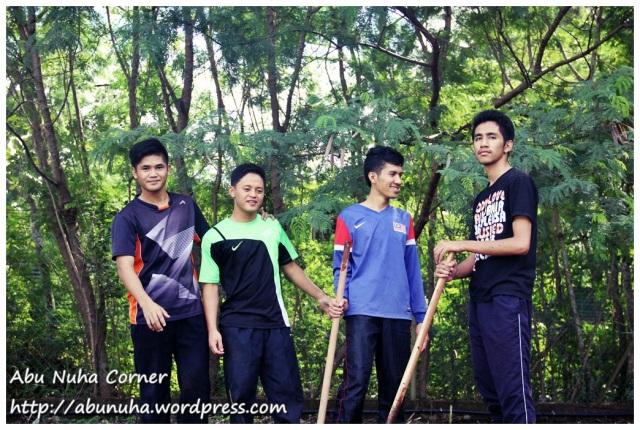 Gotong Royong @ MTQQNS (2)