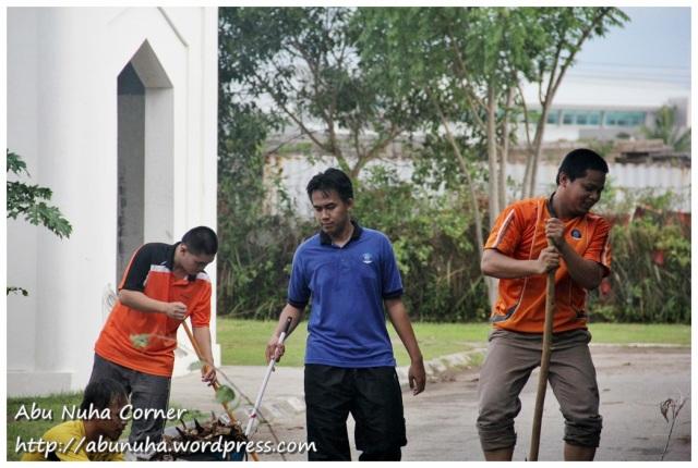 Gotong Royong @ MTQQNS (8)