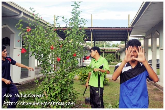 Gotong Royong @ MTQQNS (9)