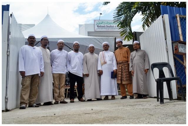 Madrasah Raudhah al-Ulum (17)