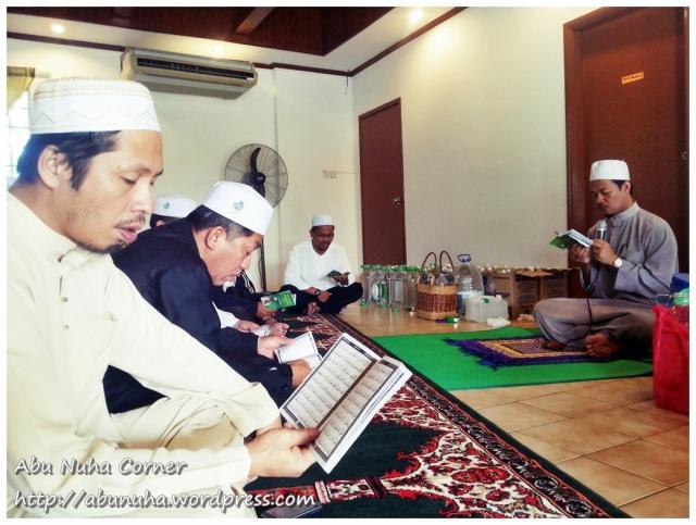 Majlis Zikir Darussyifa' Sabah (Julai) (2)