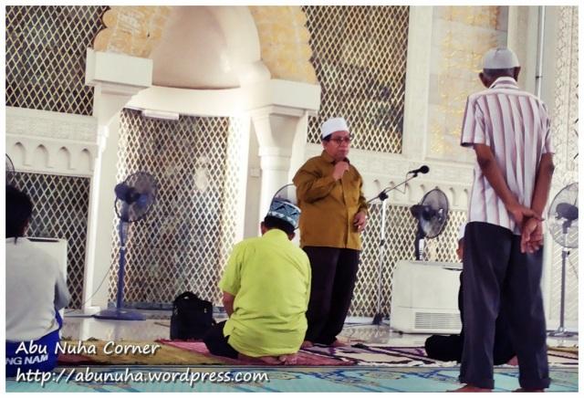 Masjid Bandaraya Kota Kinabalu (2)