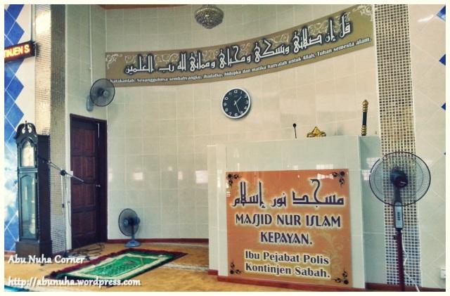 Masjid IPK Kepayan