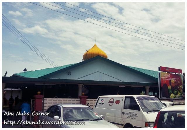 Masjid Kg Pasir Putih Putatan