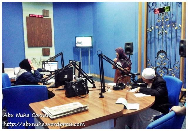 Nuzul Quran @ Sabah FM (2)