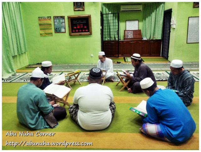 Ramadhan @ Surau Taman Austral (1)