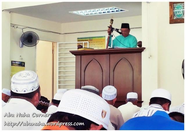 Ustaz Ikhwan @ Masjid Hilal