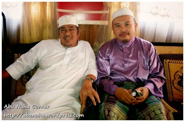 1) Cikgu Sapiuddin Kadundung