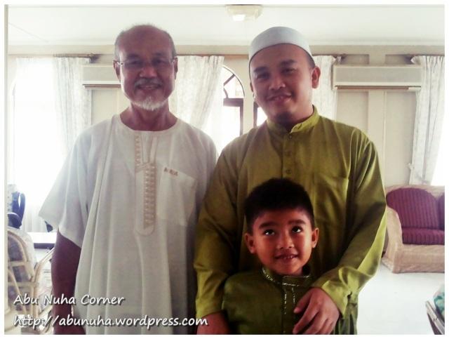 7) Haji Awang Tengah Awang Amin