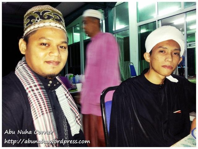Imam Tarawih dari Maahad (2)