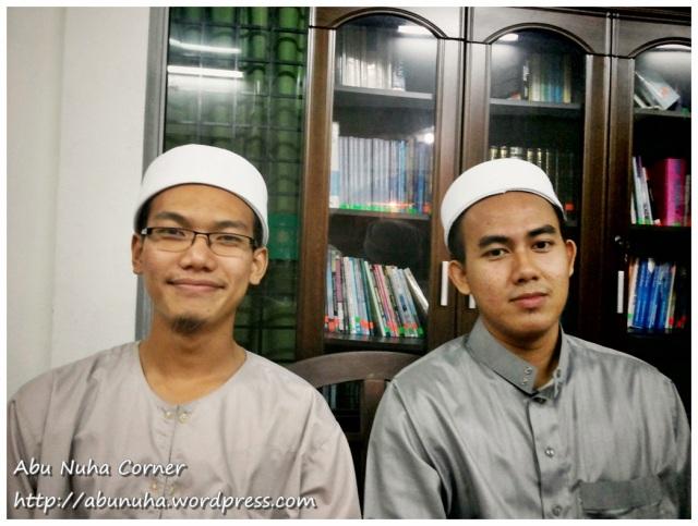 Imam Tarawih dari Maahad (3)