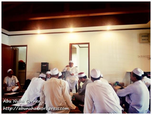 Majlis Zikir Darussyifa' Sabah Ogos 2013 (2)