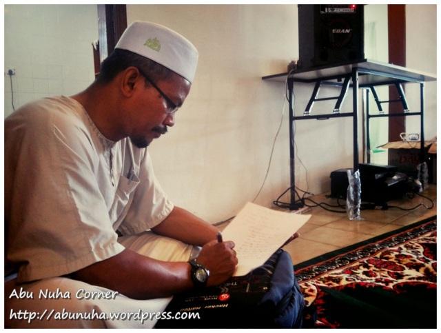 Majlis Zikir Darussyifa' Sabah Ogos 2013 (6)