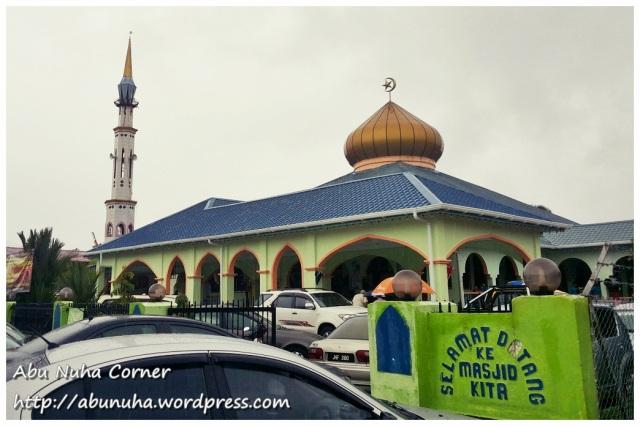 Masjid as-Saadah Kg Pimping Membakut
