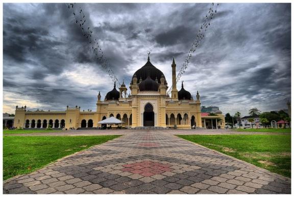 masjid-zahir-kedah-malaysia