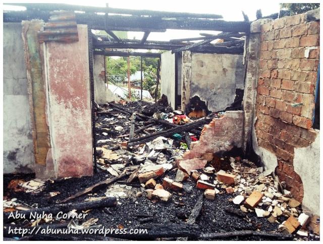Rumah terbakar (4)