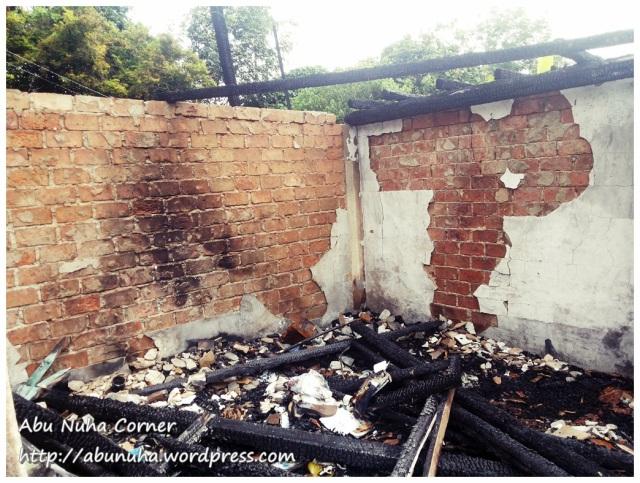 Rumah terbakar (5)