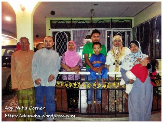 Ziarah Keluarga (6)