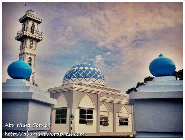 Masjid Durian Tunjung (1)