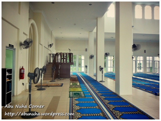 Masjid Durian Tunjung (11)