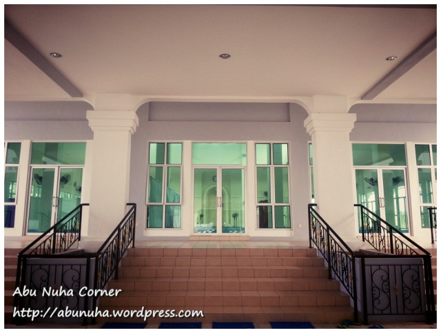 Masjid Durian Tunjung (12)